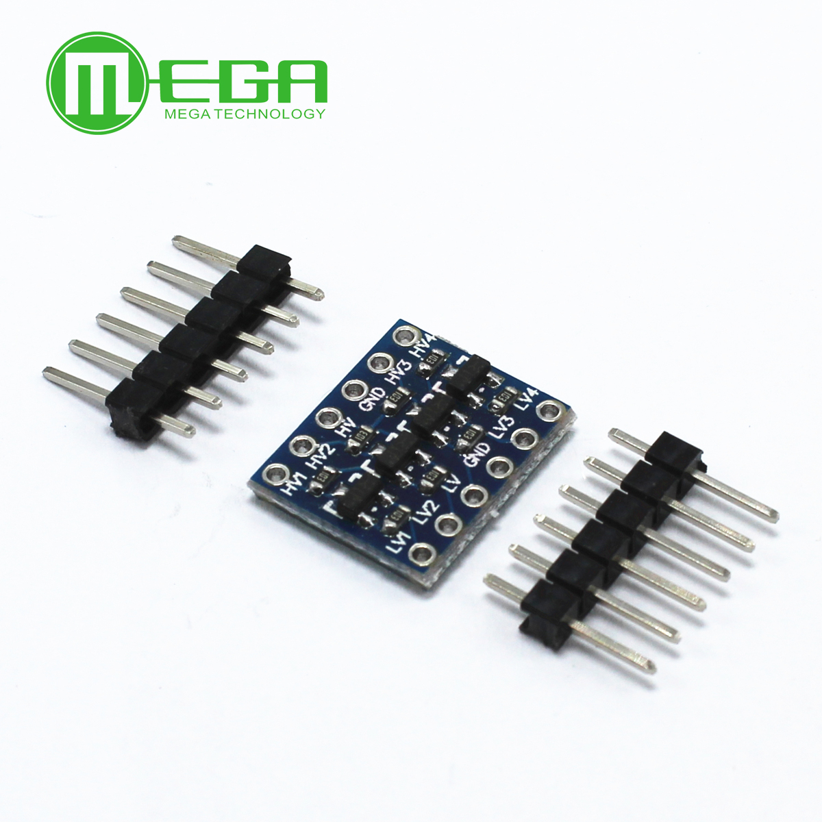 100PCS IIC I2C Logic Level Converter Bi-Directional Module 5V To 3.3V
