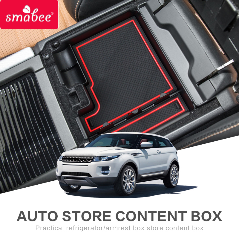 Smabee For For Land Rover Evoque 2014 2017 Armrest Box