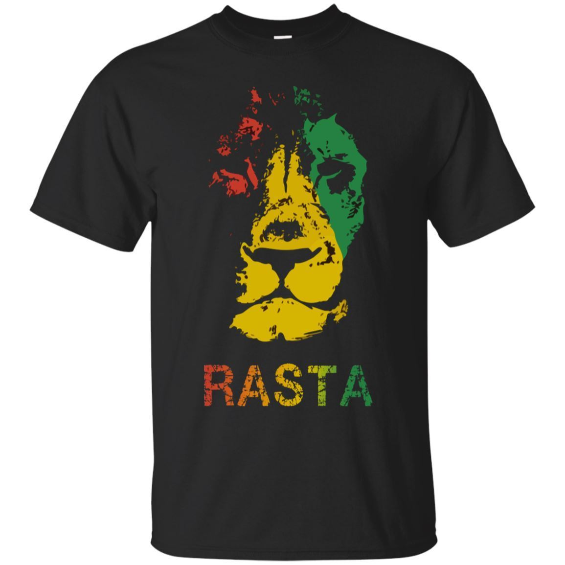 Reggae Clothing Men Women Jamaica Rasta Black, Navy T-Shirt    Cartoon T Shirt Men Unisex New Fashion Tshirt Free Shipping