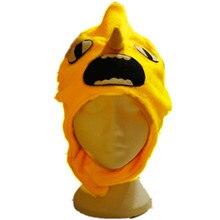 Avventura Finn Jack Fionna Earl of Lemongrab Cappello In Pile Morbido  Peluche Halloween Cosplay Cappello Lemongrab 038c1845b8a5