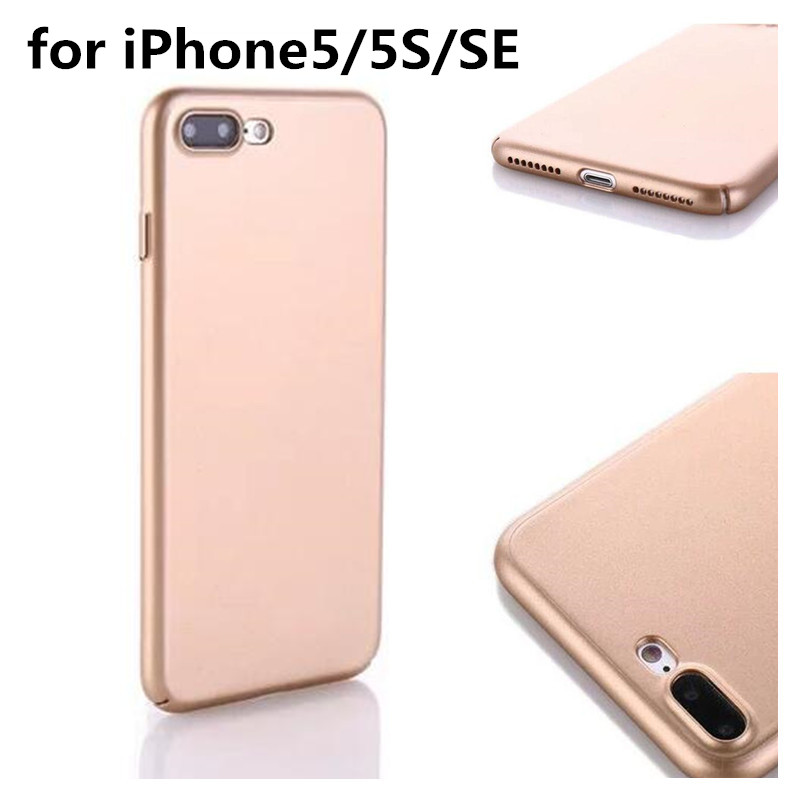 360 full cover For iPhone5 5S SE for Apple ihone iphonese iphon aplle Back Shell Capa Celular Funda shockproof case for iphone 5