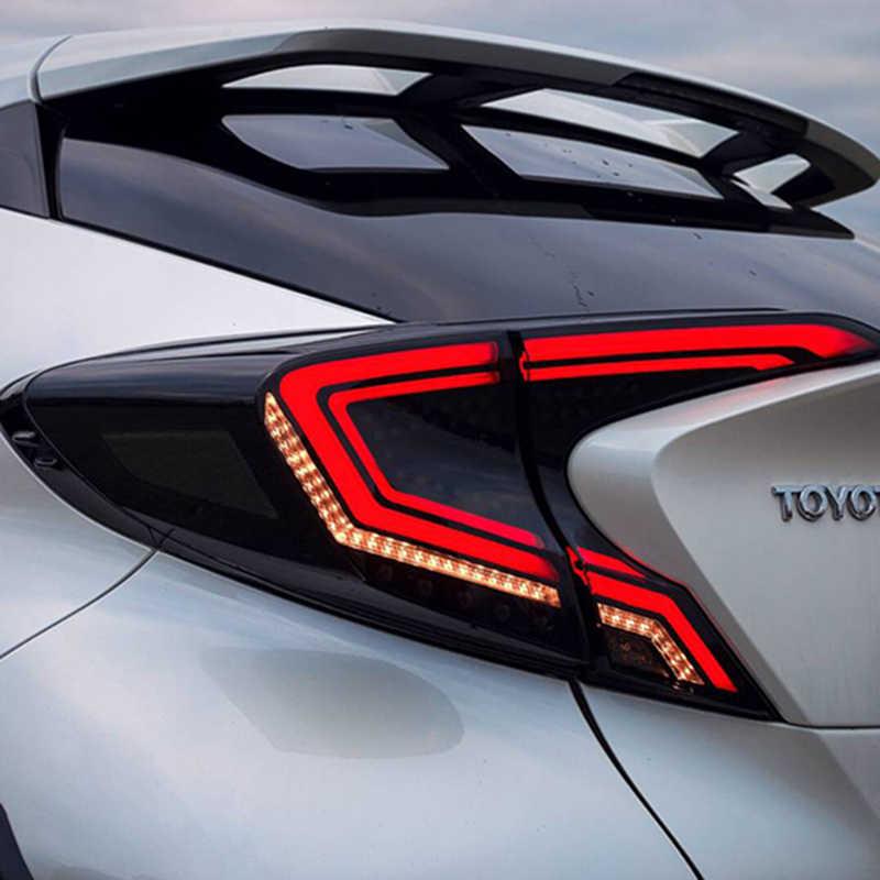 New design Bumper light for CHR tail lamp 2017 2018 2019 C