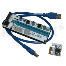 008 S Riser PCI-E VER 008 S Express 1X do 16X USB 3.0 Graphics Min 50815180510(China)