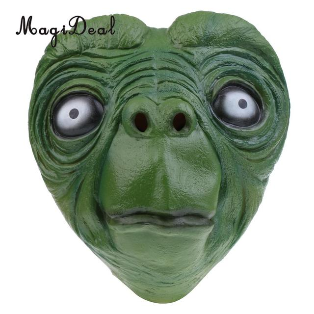 Latex Alien Head Mask Monster Face Mask Halloween Costume Party Fancy Dress  sc 1 st  AliExpress.com & Latex Alien Head Mask Monster Face Mask Halloween Costume Party ...