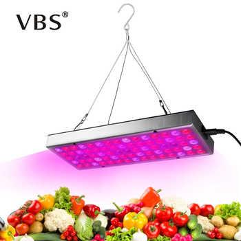 Wachsenden Lampen LED Wachsen Licht 25W 45W AC85-265V Gesamte Spektrum Pflanze Beleuchtung Fitolampy Für Pflanzen Blumen Sämling Anbau