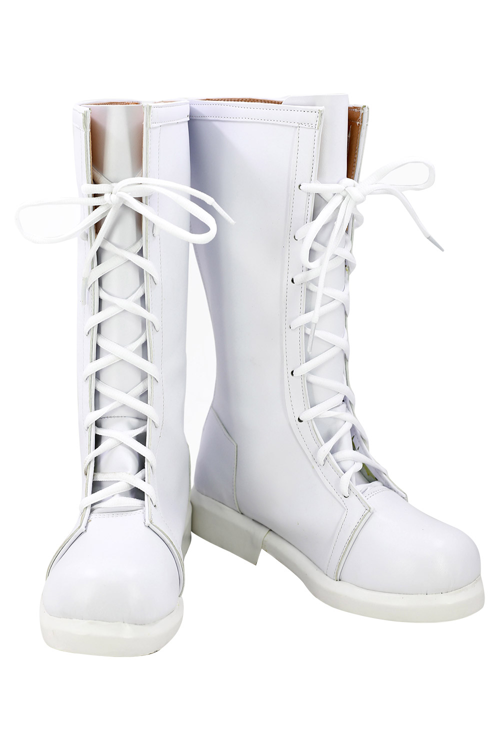 Anime Cells at Work Cosplay SHoes White Blood Cell Neutrophil Shoes Cosplay Boots Halloween Carnival Masquerade COS Shoes