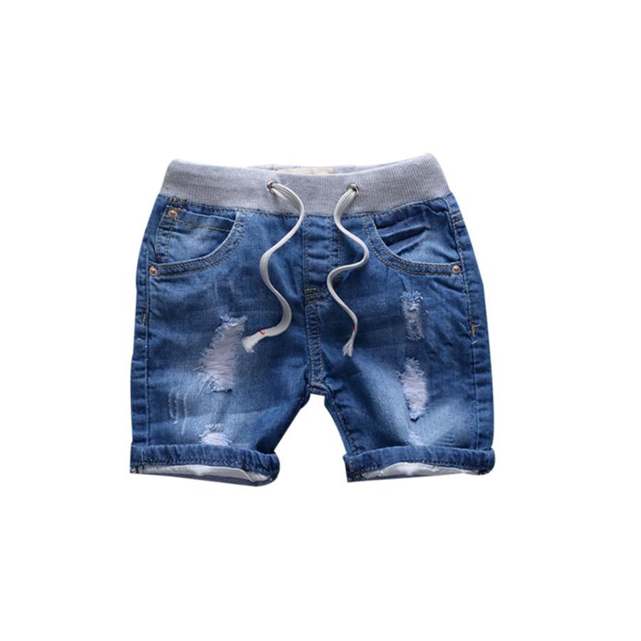 Online Get Cheap Boys Ripped Blue Jean Shorts -Aliexpress.com ...
