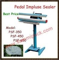 Fabrik Direkt heiße verkäufe Fuß Stanzen Abdichtung Maschine/Pedal Impuls Sealer Fuß Abdichtung Maschine PFS-650