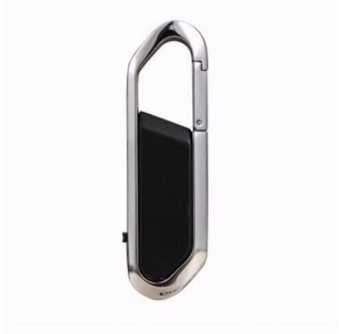 Image 4 - Metal Carabiner leather usb flash drive pen drive 64GB 8GB 16GB 32GB 128GB pendrive real capacity memory stick disk free shippin-in USB Flash Drives from Computer & Office