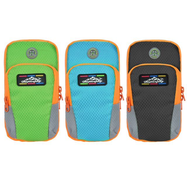 NEW Sport Arm Band Case For 6 inch Phone iPhone/Samsung/Huawei  Outdoor Waterproof Running Gym Phone Cover Coque Accessory 6