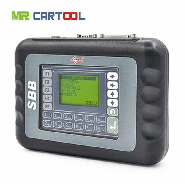 Best Price SBB Car Key Programmer V33.02 Auto Code Reader Tool Universal V33.02 Immobilizer Automotive Key Maker For Multi-Brand Car