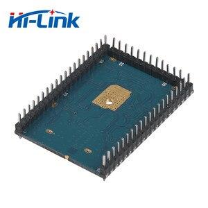 Image 2 - Freies Verschiffen HLK RM08K Zwei Serielle Port Schaltet UART zu WIFI Wifi Modul Ethernet Smart Control Wireless Router Modul
