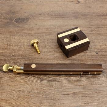 Scribe Ruler Multi-function Screw Scribe Tool DIY Woodworking Measuring Scribe Ruler Marking Meter eugène scribe théatre de eugène scribe t 7