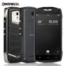 "Original DOOGEE T5 Smartphone Android 6.0 Waterproof IP67 5"" MTK6753 Octa Core 64-bit 3GB+32GB 4500mAh 13MP OTG 4G Mobile Phone"