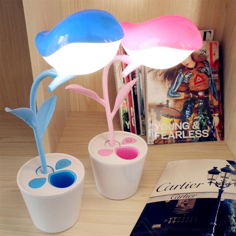 Bird Shape USB Rechargeable LED Table Desk Lamp Night Light Flowerpot  Touch-Sensitive Lighting For Kids Room New Year Decoration - Online Get Cheap Kids Desk Lamps -Aliexpress.com Alibaba Group