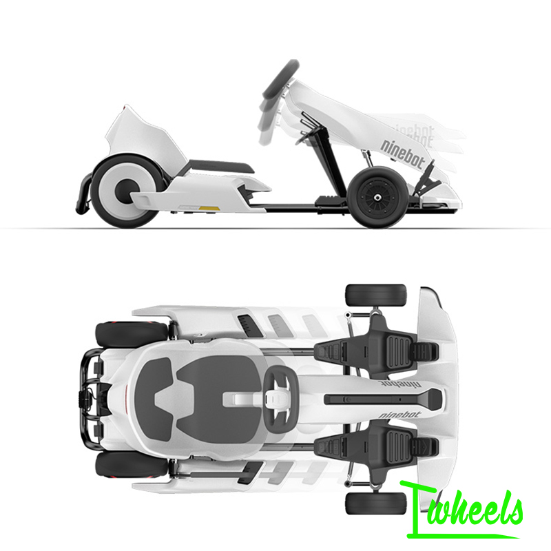 Ninebot Go kart kit assembled by Mini Mini Pro Go kart-in Electric ...