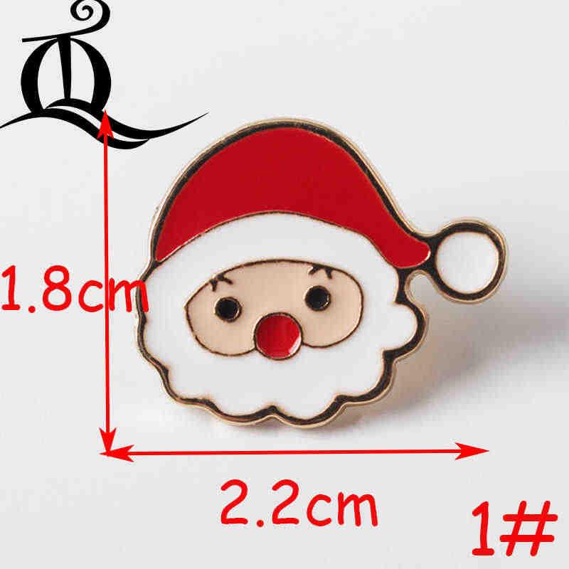 1 pcs לערבב חג המולד פוקימון חתול דפוס מתכת תגי סיכות וסיכות לנשים גברים דש פין תרמיל שקיות תג מעיל NW2