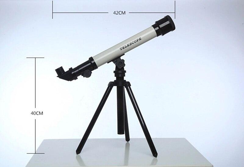 Neue hd astronomisches teleskop pädagogisches raum monocular