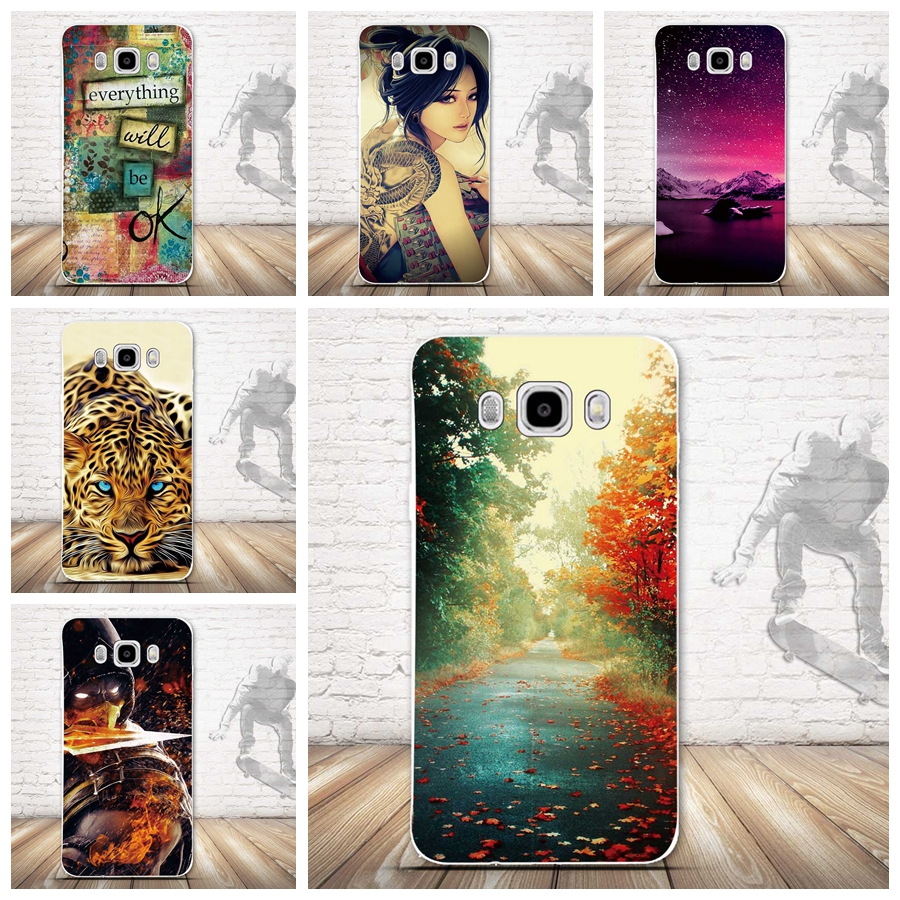 a7c670f4d526 New Design Case for Samsung Galaxy J7 2016 5.5inch J7108 J7109 Cover Bag  Back Silicon Skin Cover for Samsung j7 2016 Phone Cases