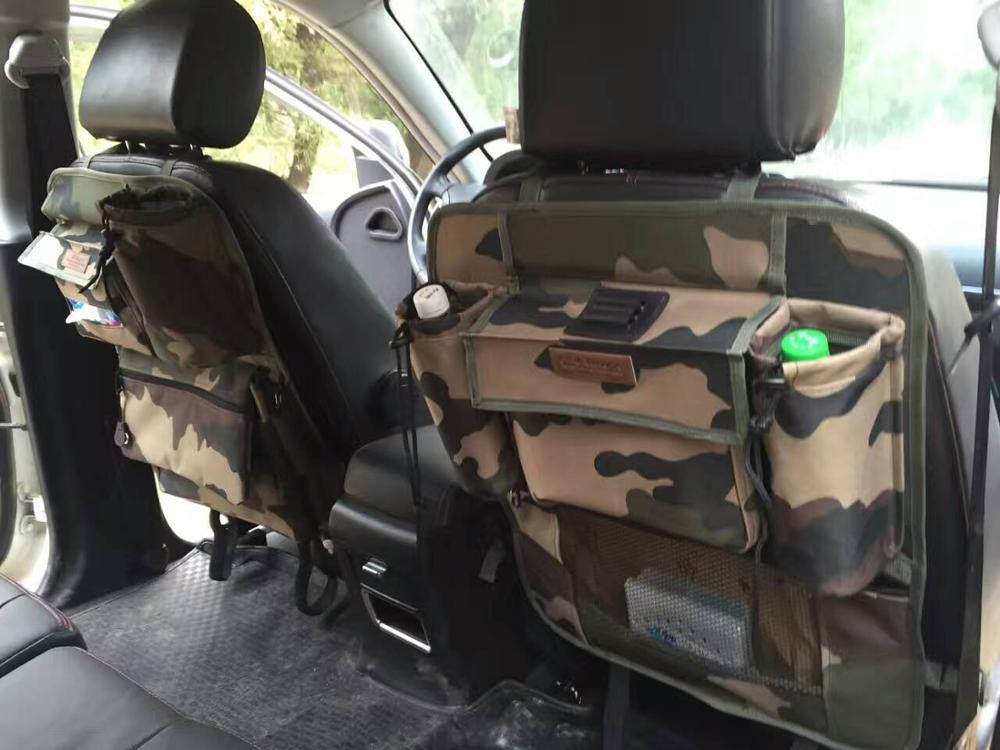 Camouflage Car Seat Covers Canvas Cover Function Type Covering Customize Cool Model For SUBARU Legacy Outback Impreza In Automobiles