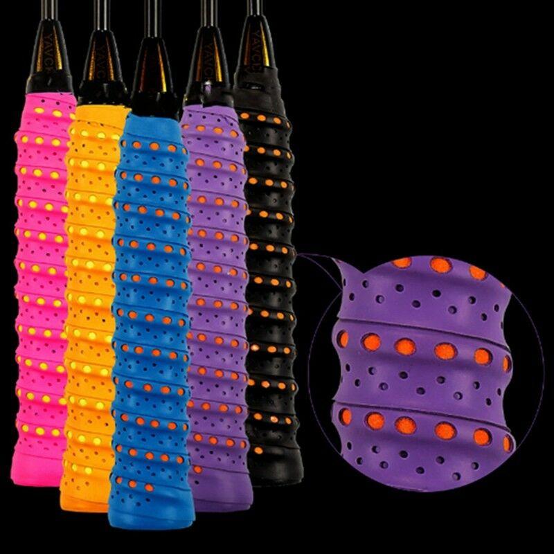 Anti-slip Tennis Overgrip Badminton Grip Sport Sweatband For Fishing Rod Squash Padel Racket Tape Windings Over Bicycle Handle