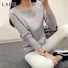 Pletený elastický svetřík pro ženy ve více barvách