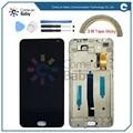 """100% testado LCD screen display + Digitador Touch com quadro Para 5.5 """"meizu m2 note meilan note2 meilan note 2 frete grátis"""