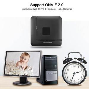 Image 3 - BESDER Grabadora de vídeo de red NVR, H.264, 4 canales/8 canales, 1080P, NVR, Onvif, P2P, alta definición, 1080P, Full HD, 4 canales, 8 canales, NVR para cámara IP