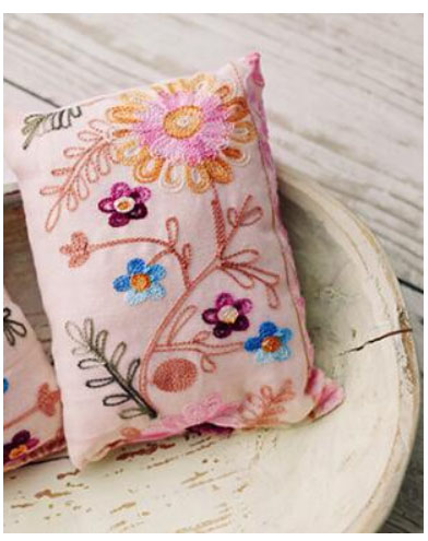 Baby photo props baby embroidered pillow pose positioning pillow newborn studio photo props accessories 4