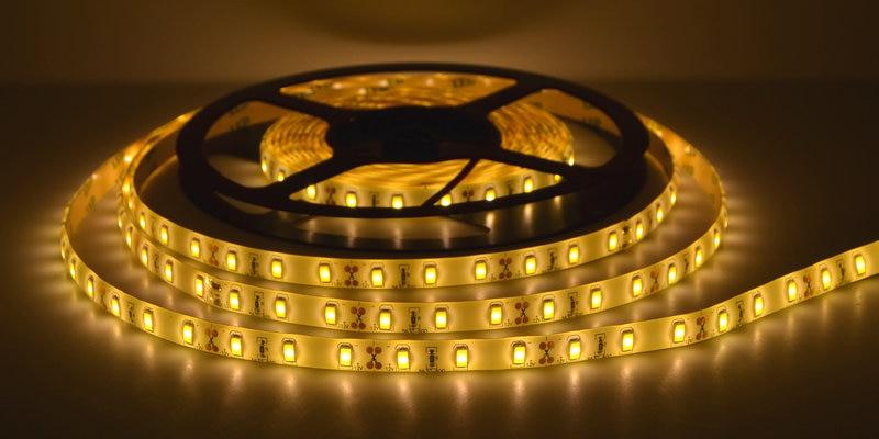 5m / Lot 5630 LED Strip 12V Fərqli Dekorasiya İşıqlandırma - LED işıqlandırma - Fotoqrafiya 6