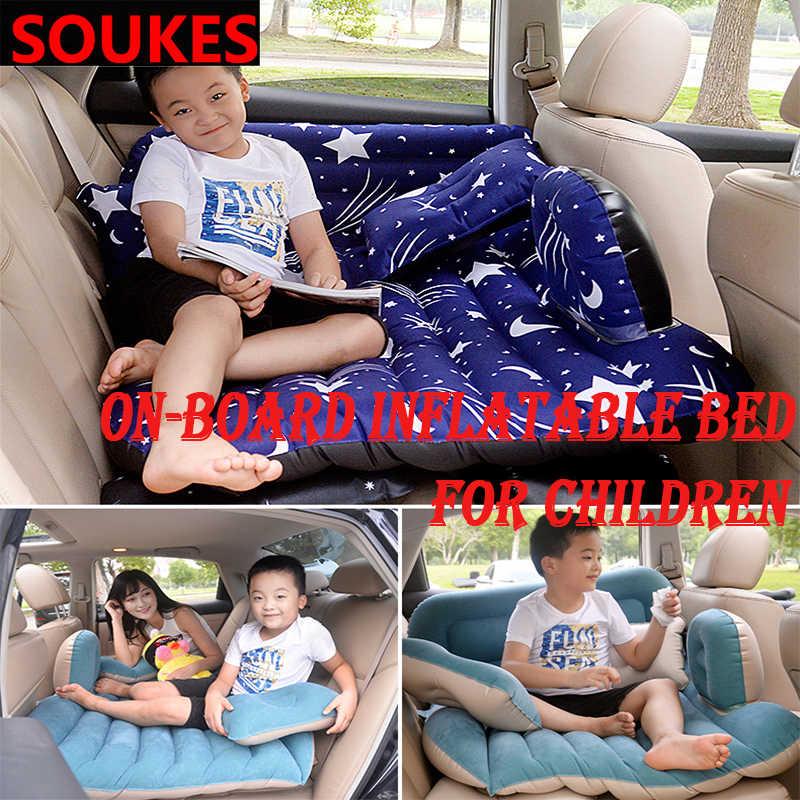 車のスタイリングシート子供のインフレータブルベッドアウディ A3 A4 B8 B6 A6 C6 A5 B7 Q5 C5 8 1080P Q7 TT C7 8V A1 Q3 S3 A7 B9 8L A8 80