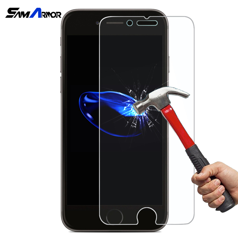 Ultra Thin Tempered Glass Cases Coque for iPhone XS Max X XR 8 4 4S 5 5S SE 5C 6 6S 7 Plus case Original fundas