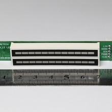 LINK1 двойной 12 уровень индикатор VU метр Музыка Аудио измеритель уровня стерео усилитель доска Режим АРУ DIY наборы