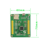 STM32 STM32F405RGT6 Core Board For MicroPython Development Board For Pyboard Python Learning Module STM32F405 With Full