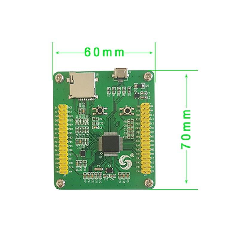 Conseil de Développement STM32 STM32F405RGT6 Core Conseil Pour MicroPython pour Pyboard Learning Python Module STM32F405 avec Complet IOs