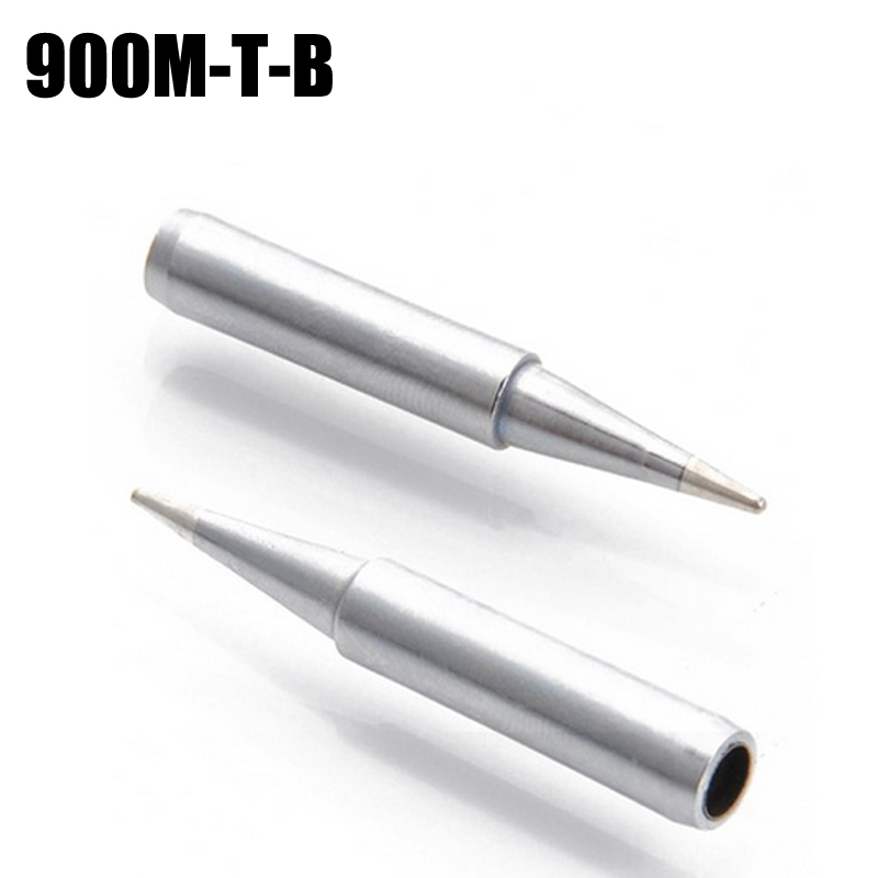 5 x Solder Iron Tip 900M-T-B 1mm Sharp for Hakko 936 Soldering Station Handle