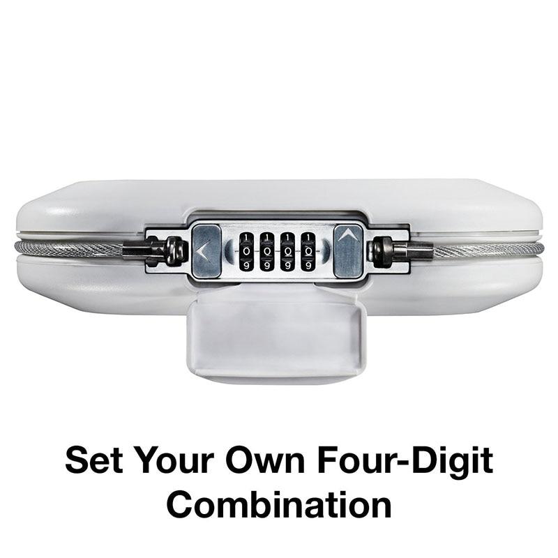 Safe Box Mini Combination Portable Personal Password Locker Jewelry Cash Lock