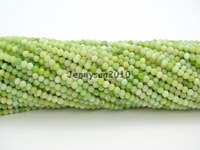 Brilliant Cut Shining Natural Serpentine Gems Stone 2mm 2 7mm Faceted Round Beads Jewelry Making 2
