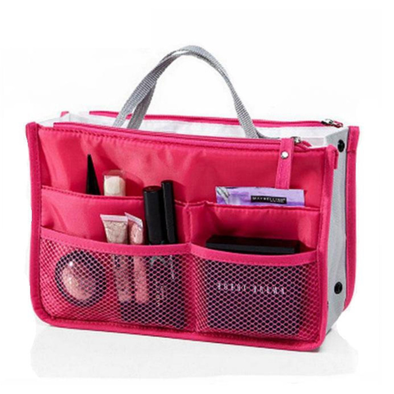 Multifunction Cosmetic Bags Makeup Bags Makeup Organizer Storage Bag Women Travel Make Up Bag Toiletry Kits Cosmetics Cases