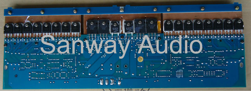 FP14000 Sanway Class TD Power Amplifiers