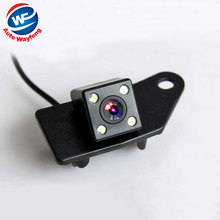 2016 Car Rearview Rear view camera Reverse Night Vision 4LED camera Backup parking camera for Mitsubishi ASX 2011 2012 2013 2014