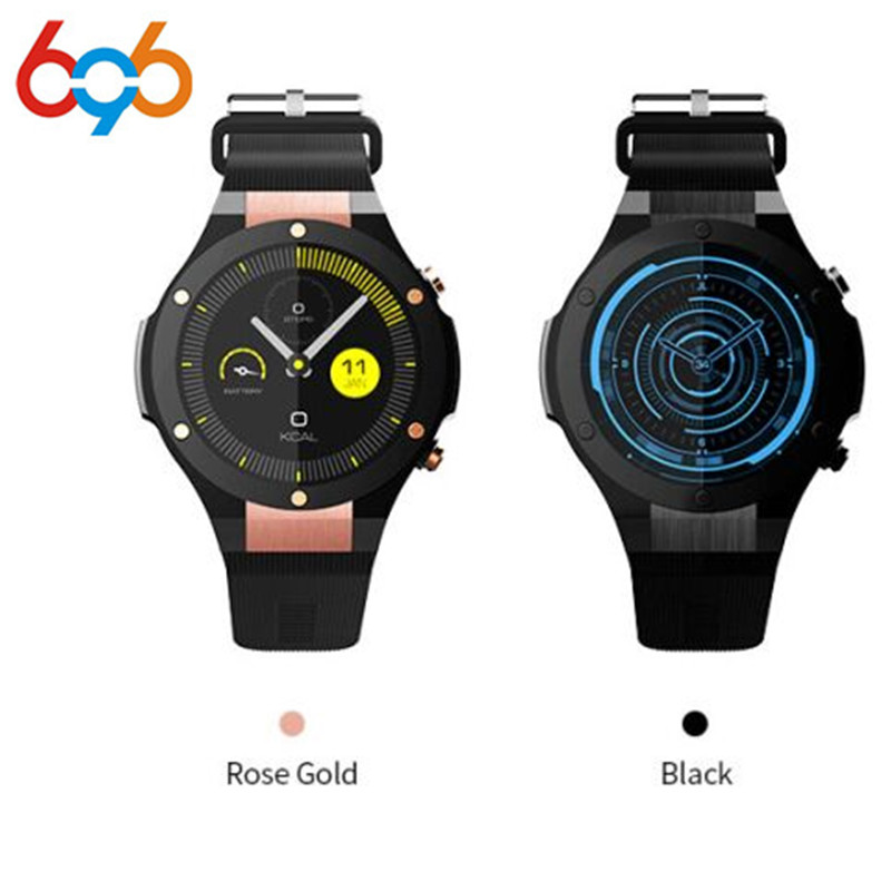H2 Smart Watch 3G Internet 1G+16G Memory Bluetooth GPS Wifi Sync For iphone & android Heart Rate Monitoring 500W Camera
