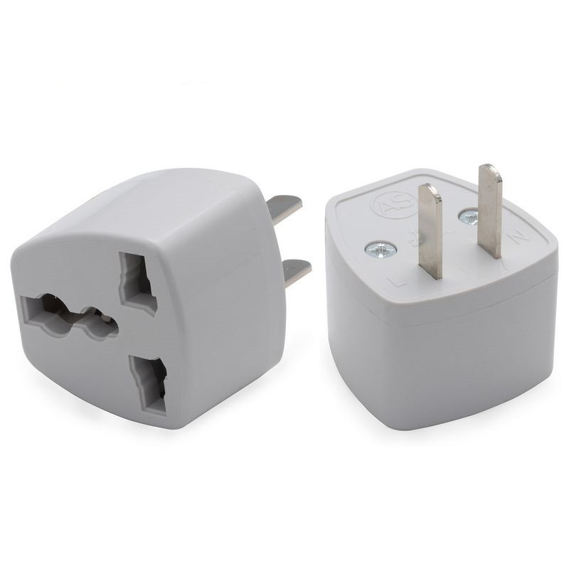 10pcs Universal Travel Adapter Power Socket EU UK AU to US USA AC Travel Power Plug Charger Adapter Converter Pop Socket