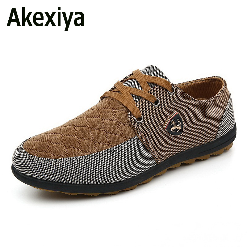 akexiya 2017 mens casual shoes mens canvas shoes for