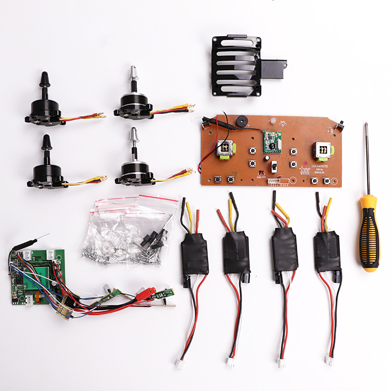 Syma X8 Spare Parts Series DIY Universal Brushless Upgrade Kit for  X8/X8W/X8G/X8C/X8HW/X8HC/HUANQI 899 Helicute Quadcopter tlplv3 replacement projector lamp with housing for toshiba tlp s10u tlp s10 tlp s10d