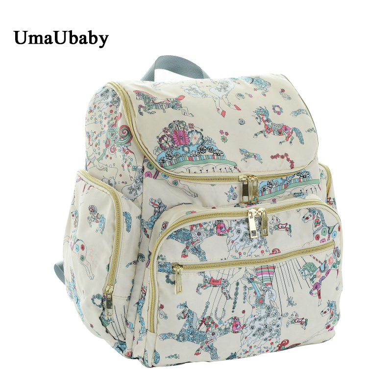 New Fashion Multi-functional Waterproof Insulation Portable Mommy Bag Large Capacity Portable Outdoor Travel Baby Diaper BagsNew Fashion Multi-functional Waterproof Insulation Portable Mommy Bag Large Capacity Portable Outdoor Travel Baby Diaper Bags