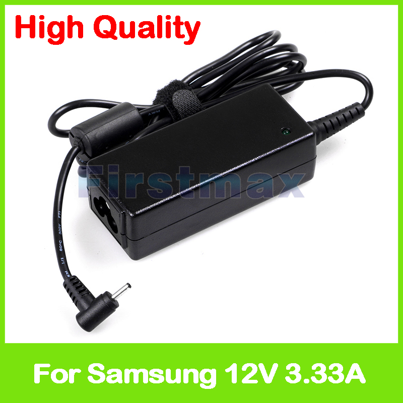 40W 12V 3.33A universal AC power adapter for <font><b>Samsung</b></font> ATIV Smart PC 500T Pro <font><b>700T</b></font> Chromebook XE303C12-A01 XE500T1C <font><b>charger</b></font> image