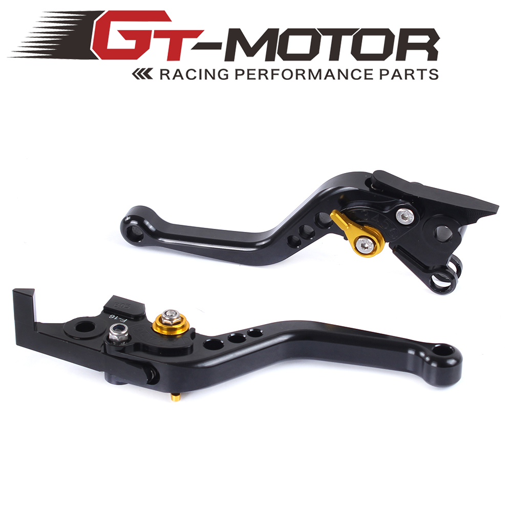 GT Motor - F-16  DC-80 Motorcycle Brake Clutch Levers For MOTO GUZZI Breva 1100 NORGE 1200/GT8V 1200 Sport CAPONORD / ETV1000 for moto guzzi breva 850 1100 1200 griso breva 1100 norge 1200 gt8v motorcycle long and short brake clutch levers cnc shortly