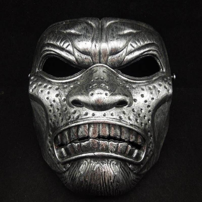 new 2017 cool man antique greek roman warrior mask venetian fancy dress maaquerade half face party