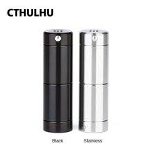 Cthulhu ламповый мод с улучшенным двойным MOSFET чипом электронной сигареты Vape полумеханический мод Vs Lux MOD/Drag 2